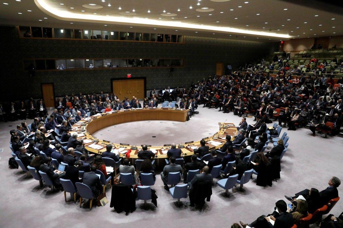 СБ ООН / REUTERS