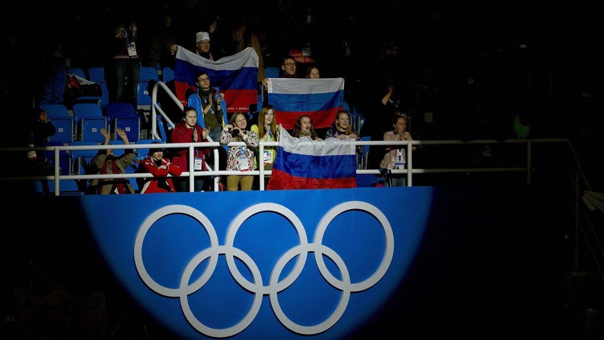 МОК запретил российским олимпийцам использовать национальную символику / imago sportfotodienst