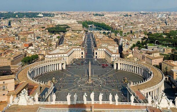 Ватикан / Wikimedia Commons