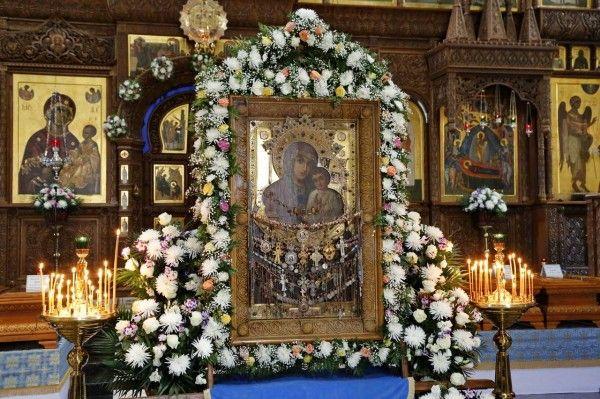 На Рівненщину прибуде Святогірська ікона Богородиці / mgarsky-monastery.org