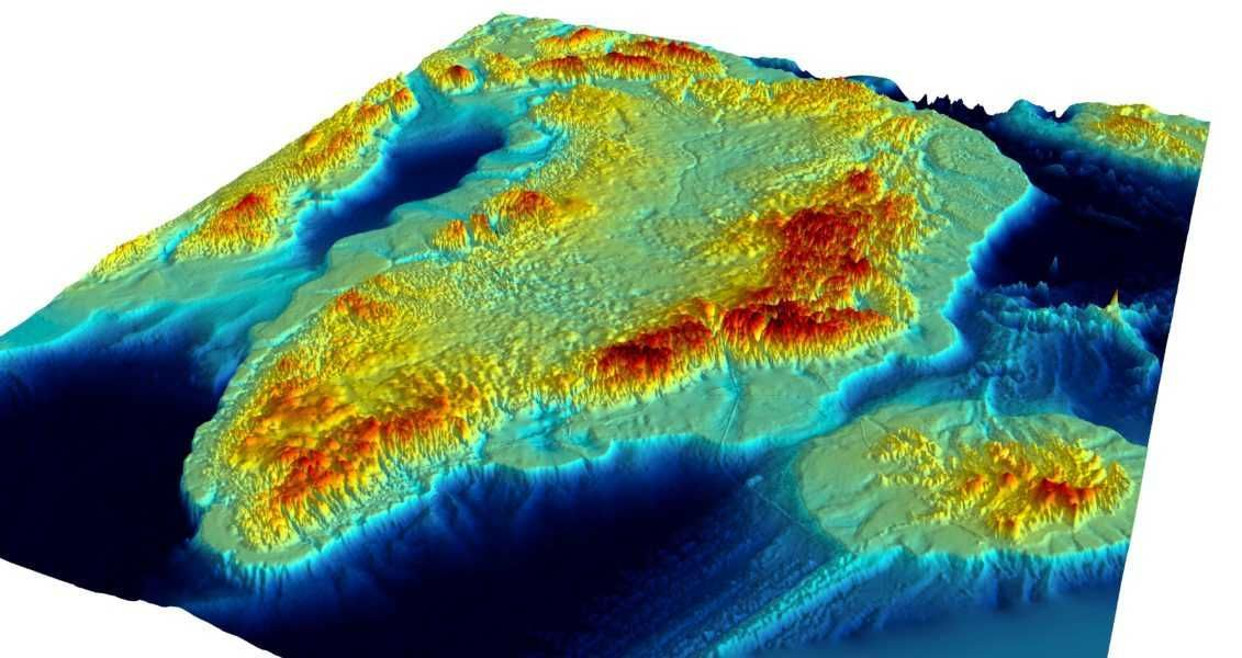 Гренландия без льда / фото naked-science.ru