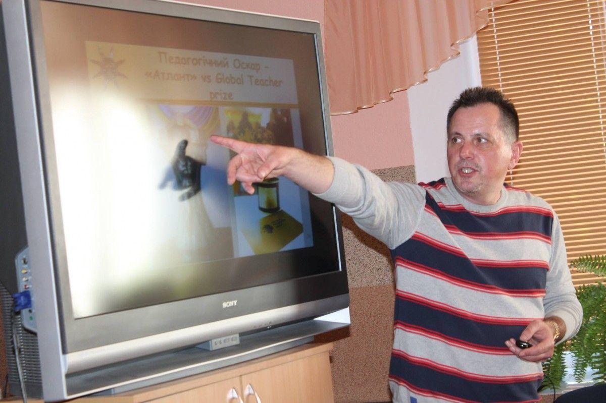 Ідея забезпечення якості освіти має працювати, починаючи з внутрішніх систем / Фото facebook.com/hromovyy.viktor