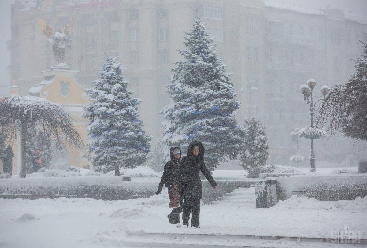 Погода в Україні сьогодні погіршиться / фото УНІАН