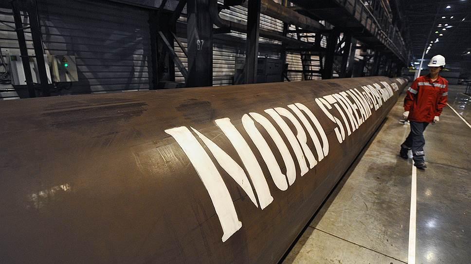 """Газопровод """"Северный поток-2"""" построен уже более чем на 90% / REUTERS"""