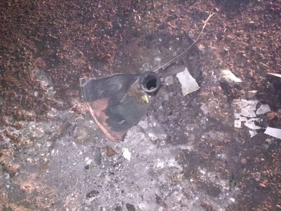 Размещены фото изНоволуганского. После обстрела объявлена эвакуация граждан