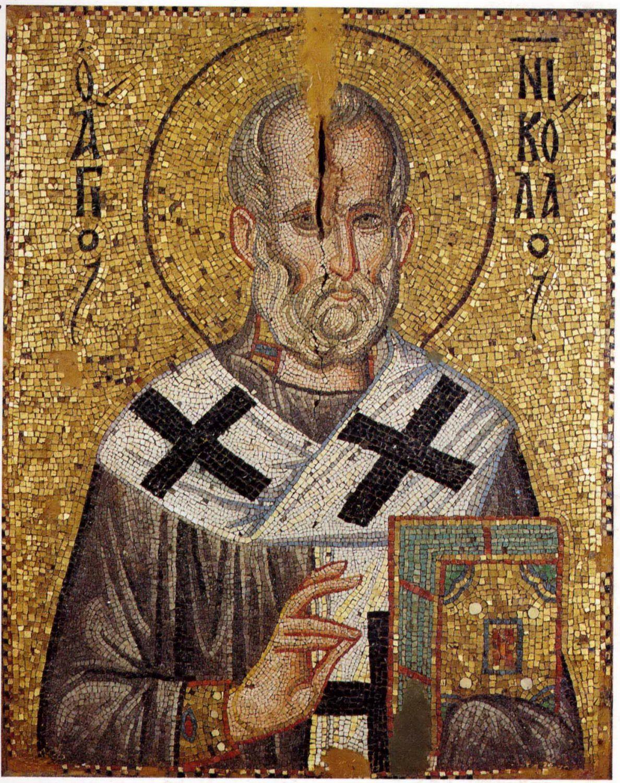 Фото: Икона святителя Николая