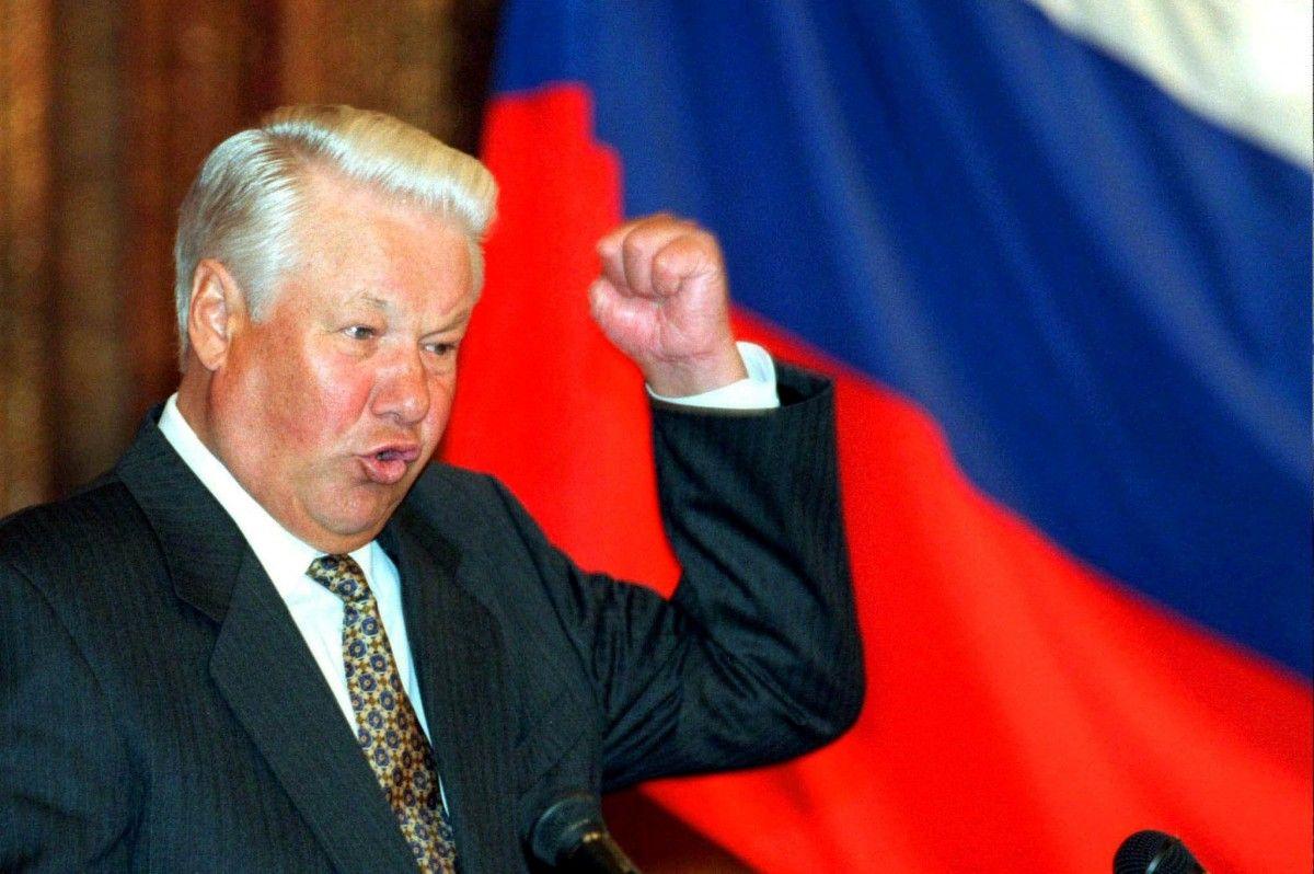 Борис Єльцин / REUTERS