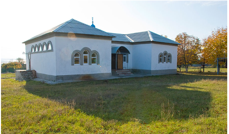 Вознесенський храм УПЦ / gorlovka-eparhia.com.ua