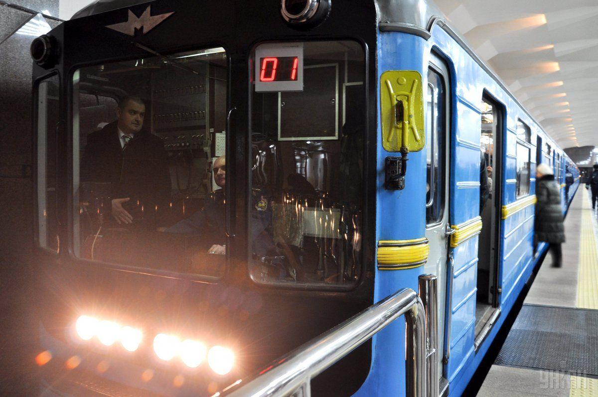 В Харькове на час продлят работу метро из-за футбольного матча / фото УНИАН