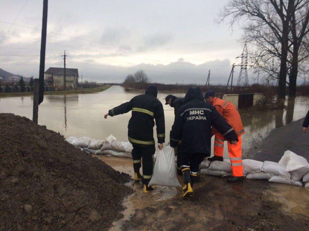 Zakarpattia emergency service
