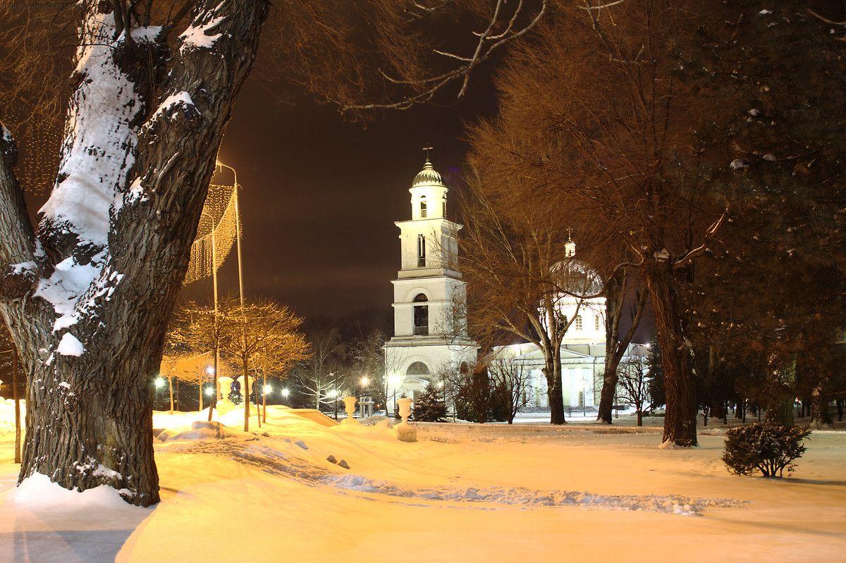 Кафедральный собор в Кишиневе