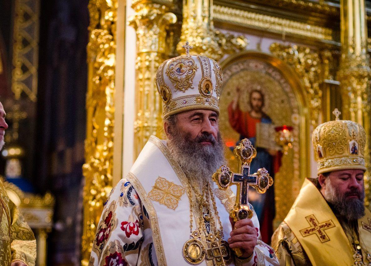 Предстоятель УПЦ / news.church.ua