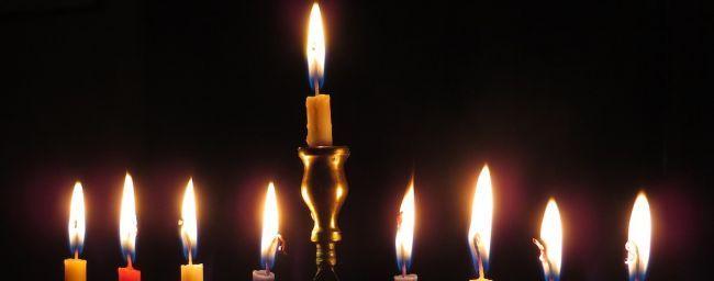 Ханукии зажгли на местах терактов / pixabay.com