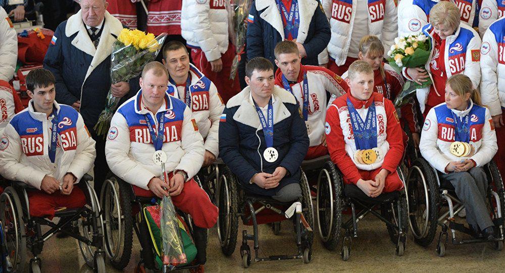 Междунпродный паралимпийский комитет оставил в силе дисквалификацию российской сборной / ru.sputnik.az