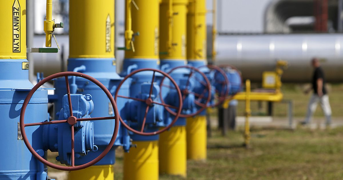 The White House is worried about Europe's gas dependence on Russia / photo by REUTERS