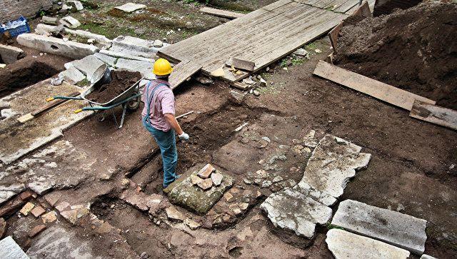 В Израиле нашли руины византийского монастыря / ria.ru