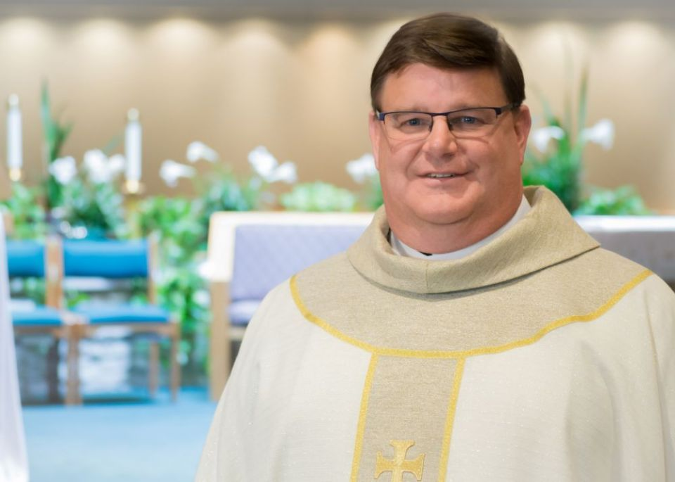 Пастор Грейтен служить в Мілуокі, штат Вісконсін
