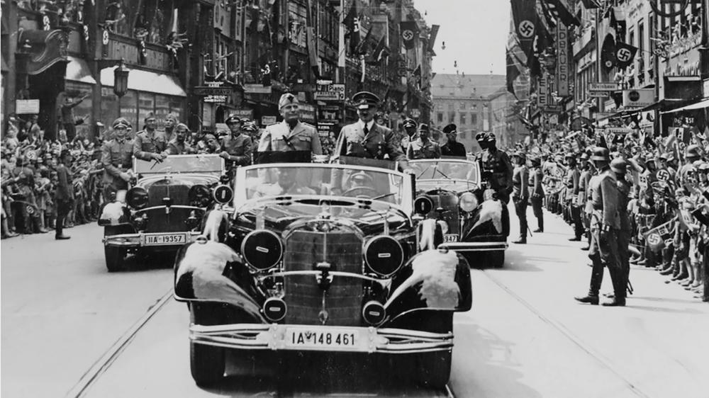 Парадний автомобіль Гітлера виставлять на аукціон / Worldwide Auctioneers
