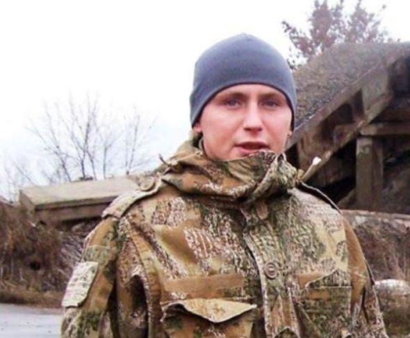 Борисенко загинув в Авдіївці / фото facebook.com/Павлоградське-обєднання-воїнів-учасників-АТО-і-волонтерів-Патріот