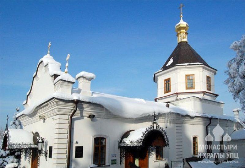 Аннозачатіївський храм / churchs.kiev.ua/