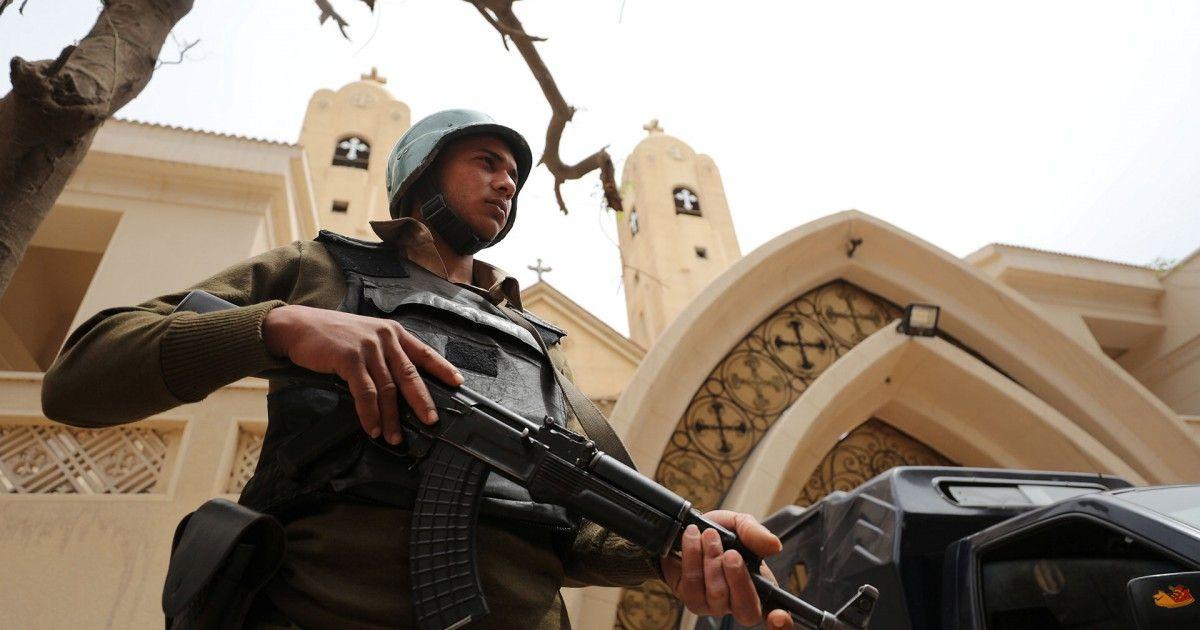 Власти Египта предпринимают повышенные меры безопасности / blagovest-info.ru