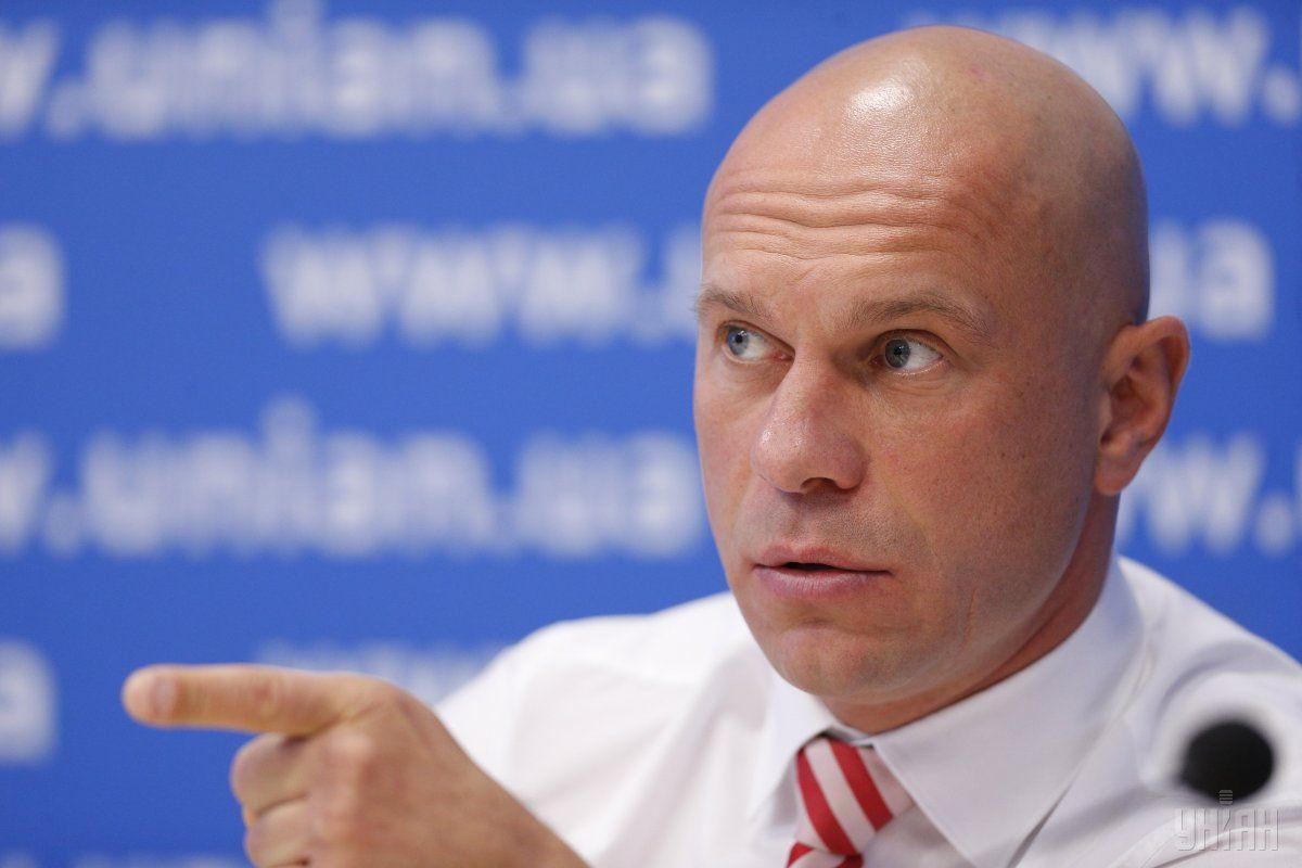 """По его мнению, основная задача руководства страны – """"формировать свою внутреннюю позицию и действовать в интересах Украины"""" / фото УНИАН"""