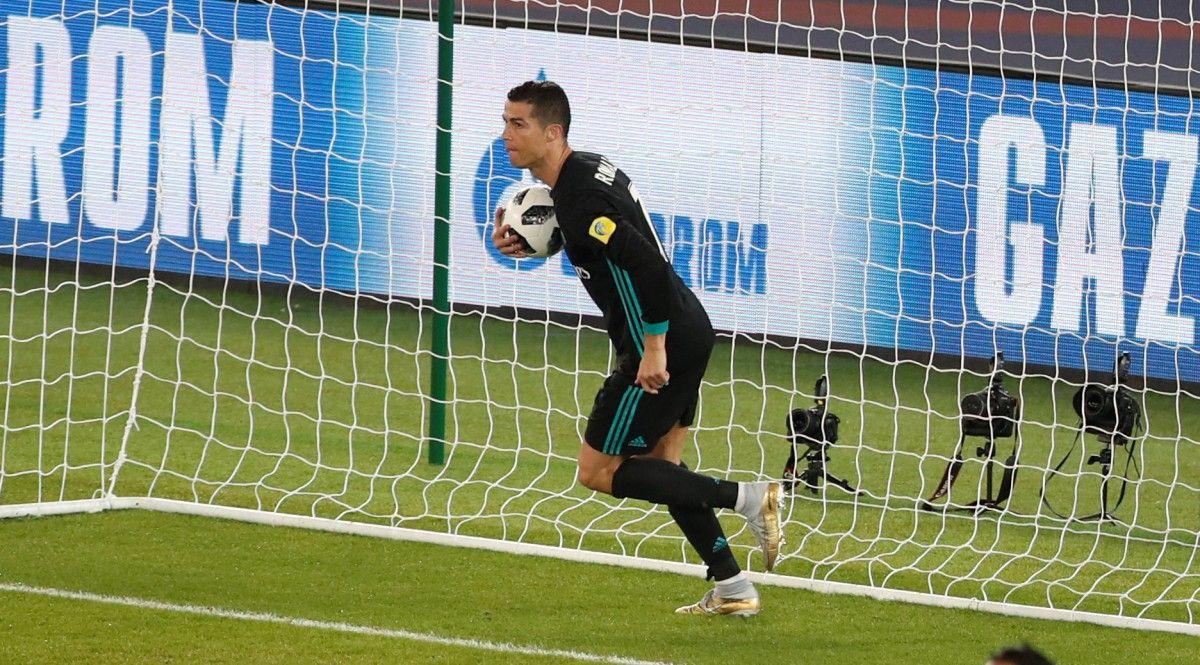Криштиану Роналду может не сыграть в испанском Эль-Класико  / REUTERS