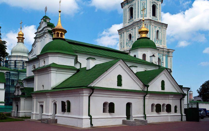 Эксперт считает, что Трапезную (Теплую Софию) передали Киевскому патриархату незаконно / orthodoxy.org.ua
