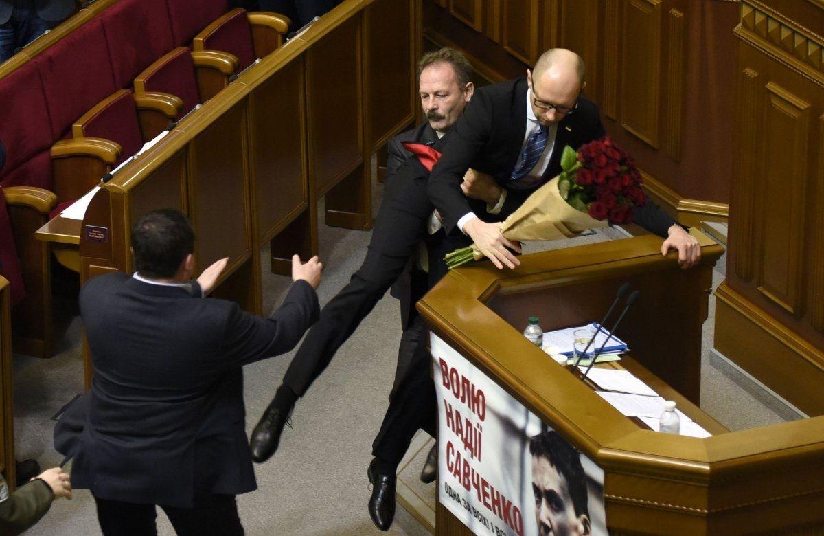 """Барна регулярно """"вляпывается""""в скандалы / Фото УНИАН"""