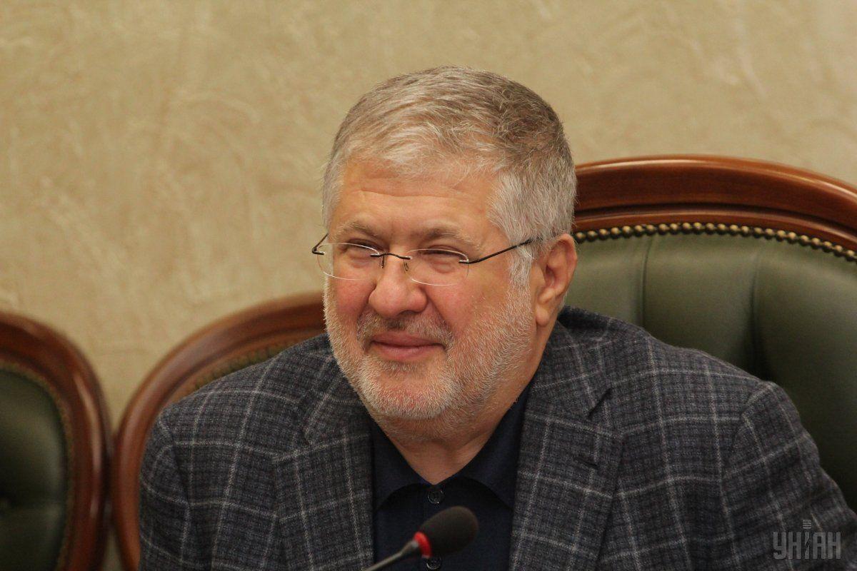 Ігор Коломойський привітав Зеленського телефоном / фото УНІАН