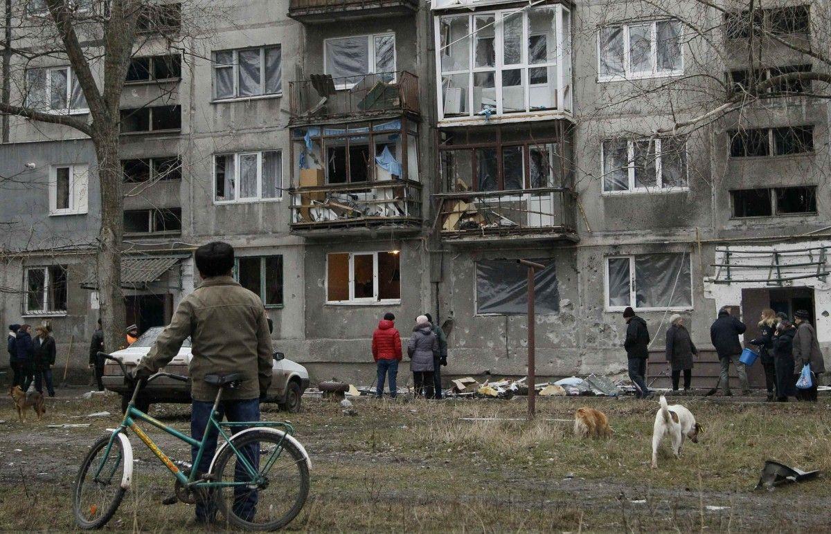 У Донбасу немає жодних перспектив під російською окупацією / фото REUTERS