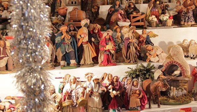В Італії з'явилися різдвяні набори