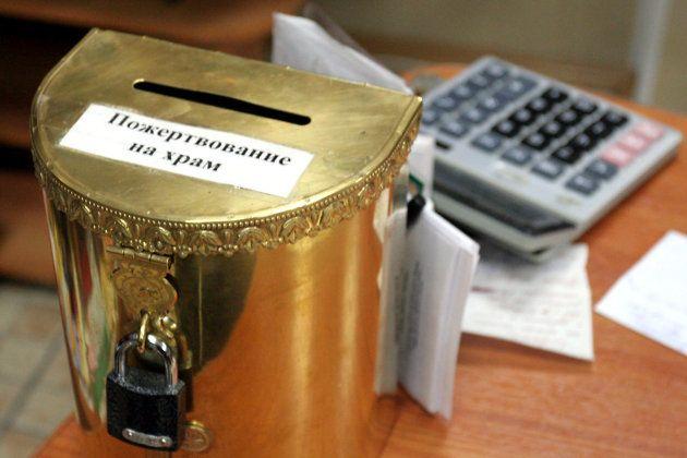 В РПЦ розповіли, на що витрачають церковний бюджет / resistance.today