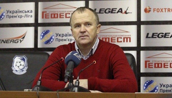 Олег Дулуб / chernomorets.odessa.ua