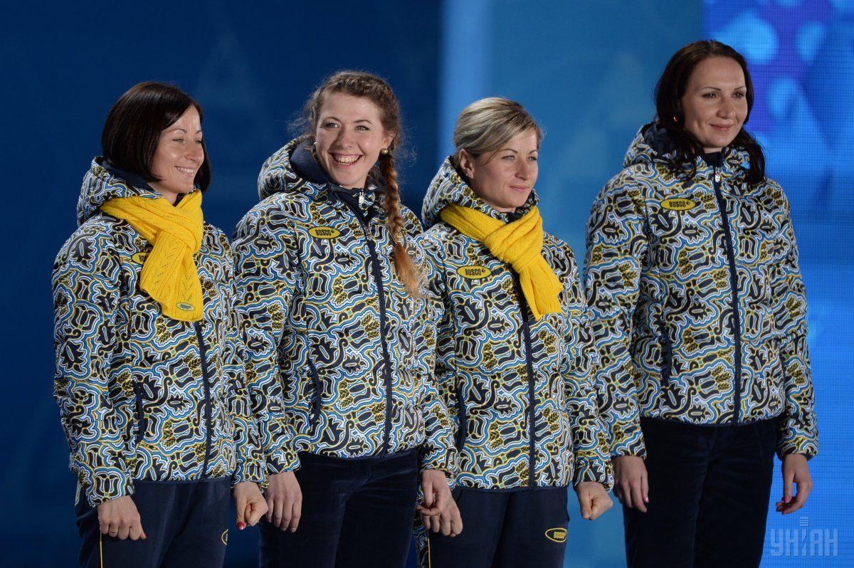Главная Олимпийская надежда Украины / фото УНИАН