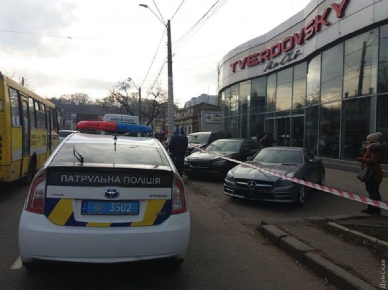 Спецоперацией руководил начальник регионального главка Нацполиции / Фото dumskaya.net