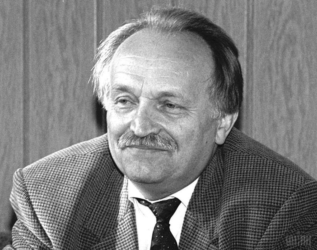 В'ячеслав Чорновіл загинув 20 років тому в ДТП / УНІАН