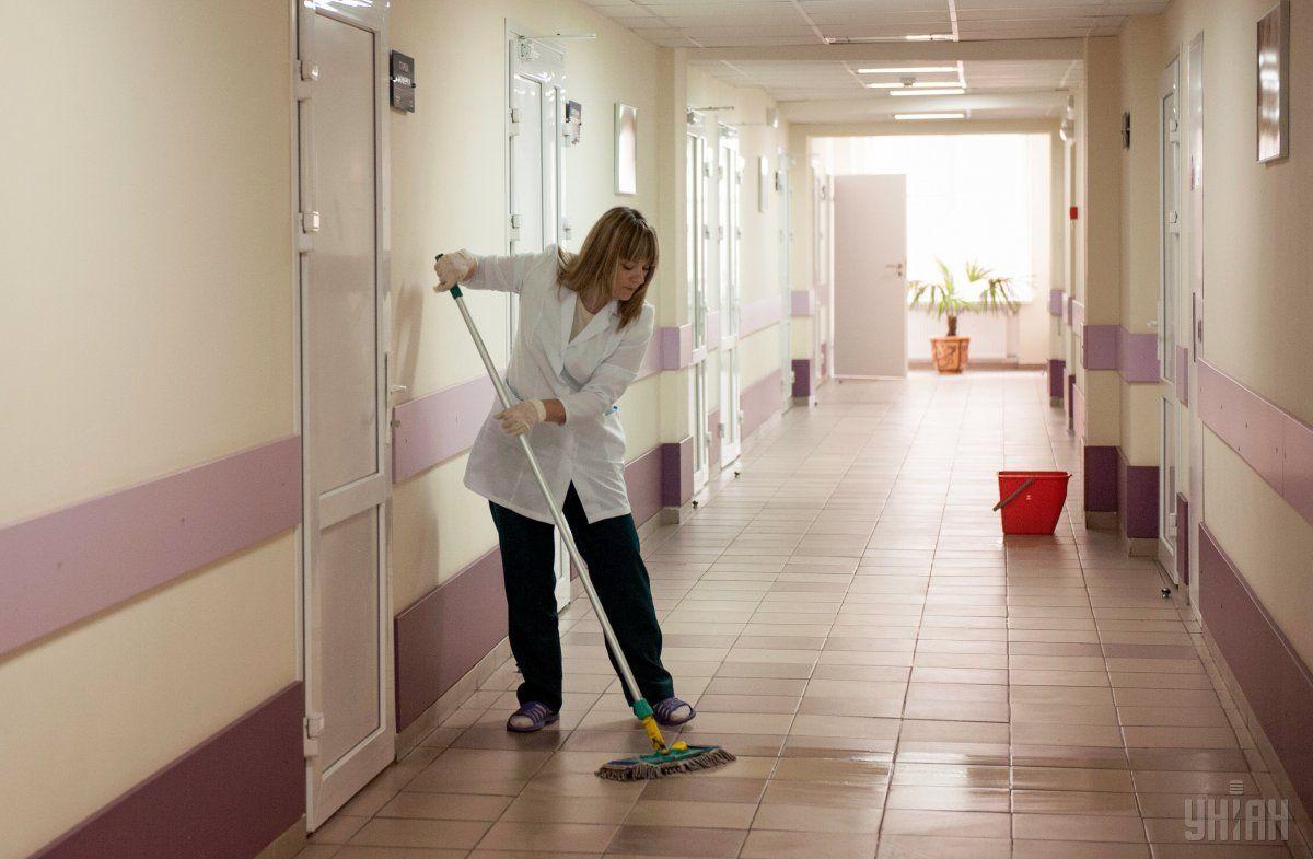 В одной из больниц Николаева подрались дети / УНИАН