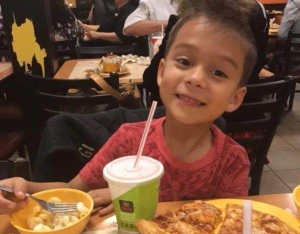 6-річний хлопчик став випадковою жертвою операції по затриманню / фото gofundme.com
