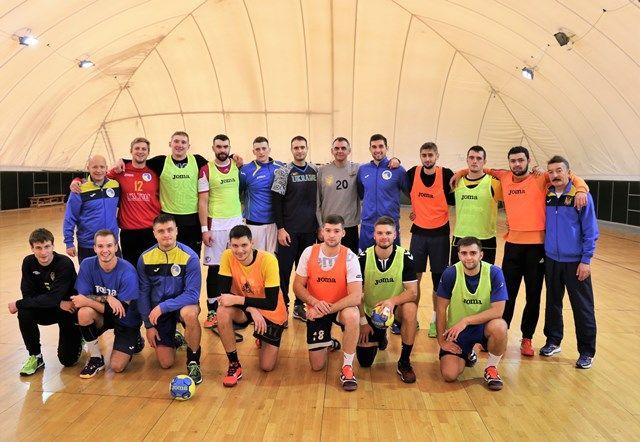 Сборная Украины по гандболу начинает подготовку к отбору к ЧМ-2019 / handball.net.ua