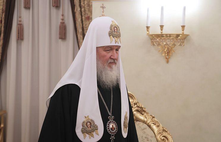 Патріарх Кирило / ТАСС
