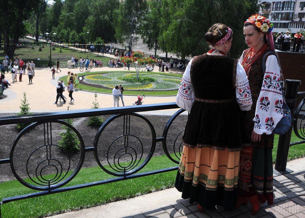 В 2018 году еще 10 парков Киева будут выглядеть не хуже парк
