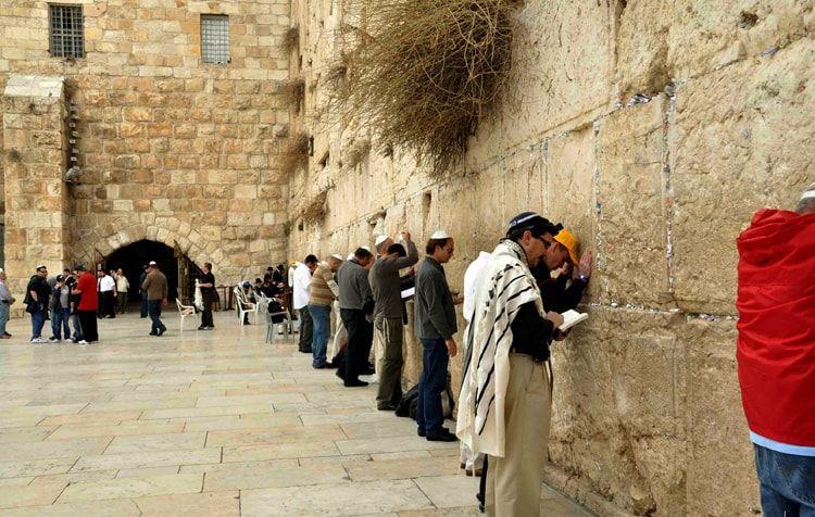 Жители Израиля будут молиться о дожде возле Стены Плача / lifejourney.club