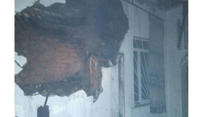 Возле Калиновки горела церковь / vn.20minut.ua