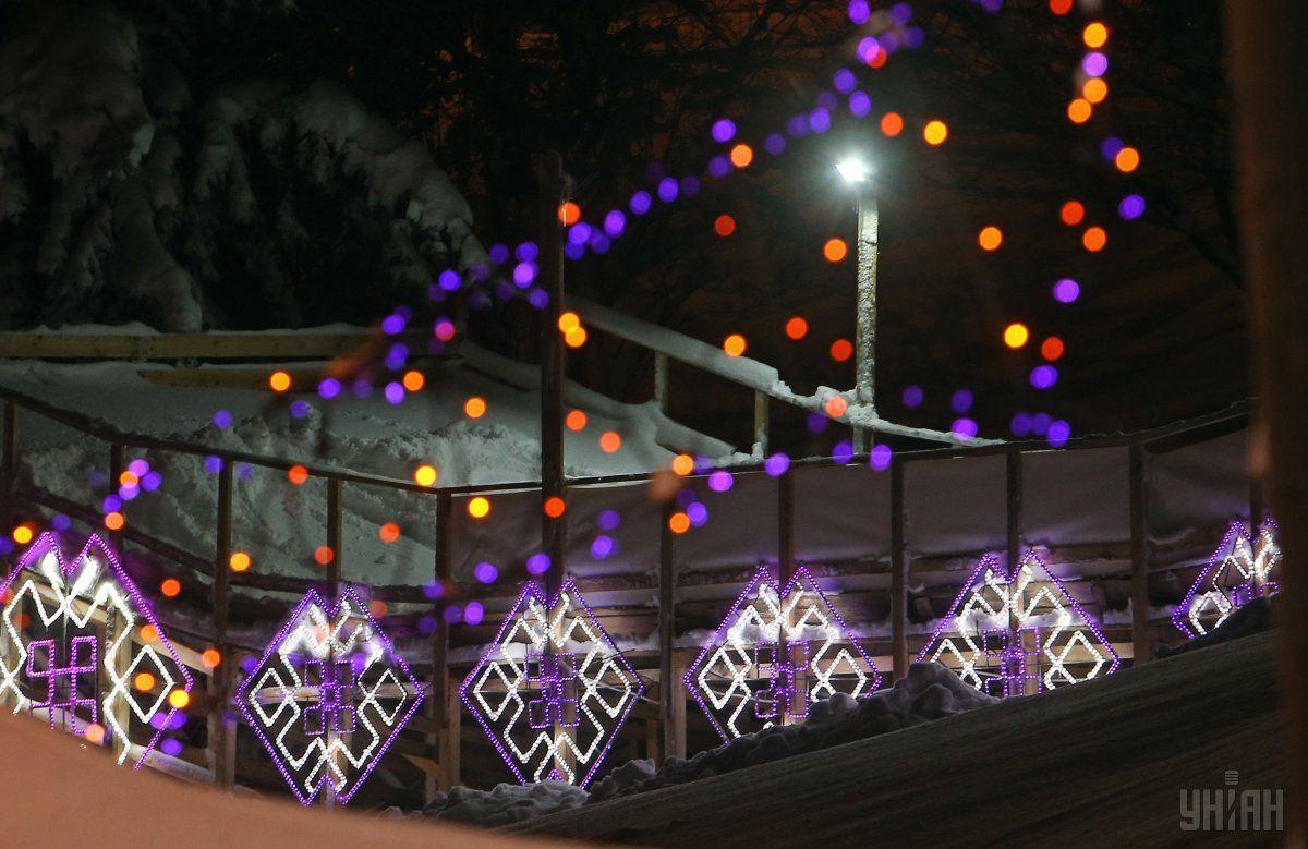 Новорічна ніч в Україні пройде без снігу / УНІАН
