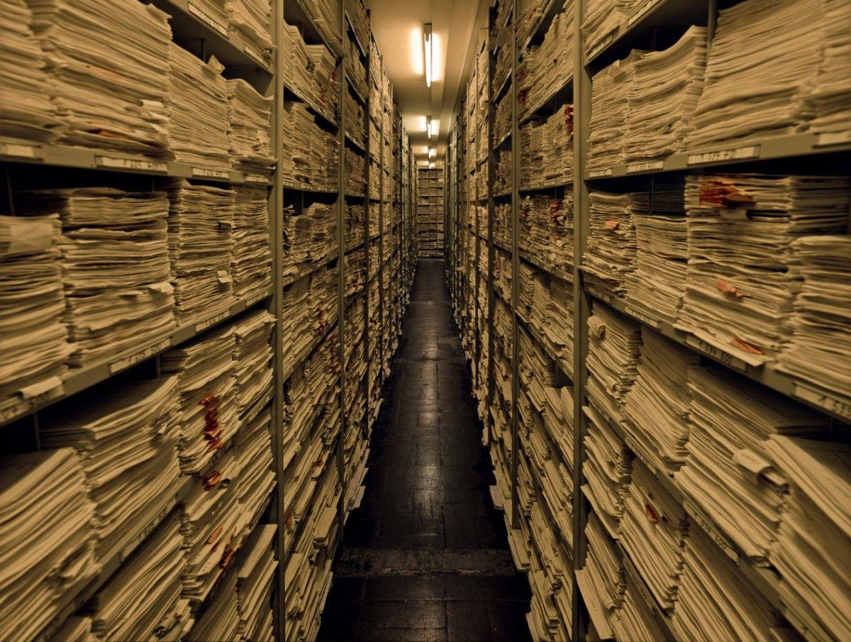 Из британского архива пропали тысячи документов / http://matzav.com