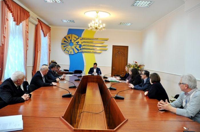 У Житомирі відзначили лауреатів обласної краєзнавчої премії / oda.zt.gov.ua