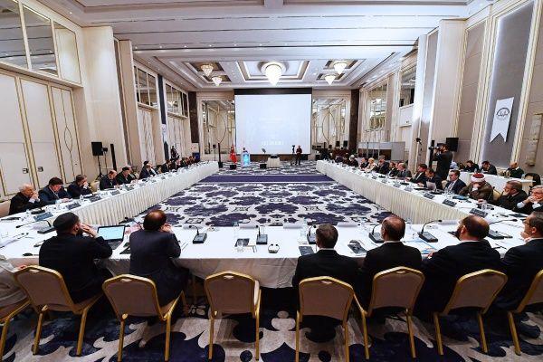 В рамках заходу в Туреччині зібралися вчені та релігійні діячі, відповідальні за видання фетв / islam-today.ru
