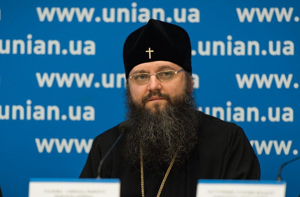 Архієпископ Климент (Вечеря) / УНІАН