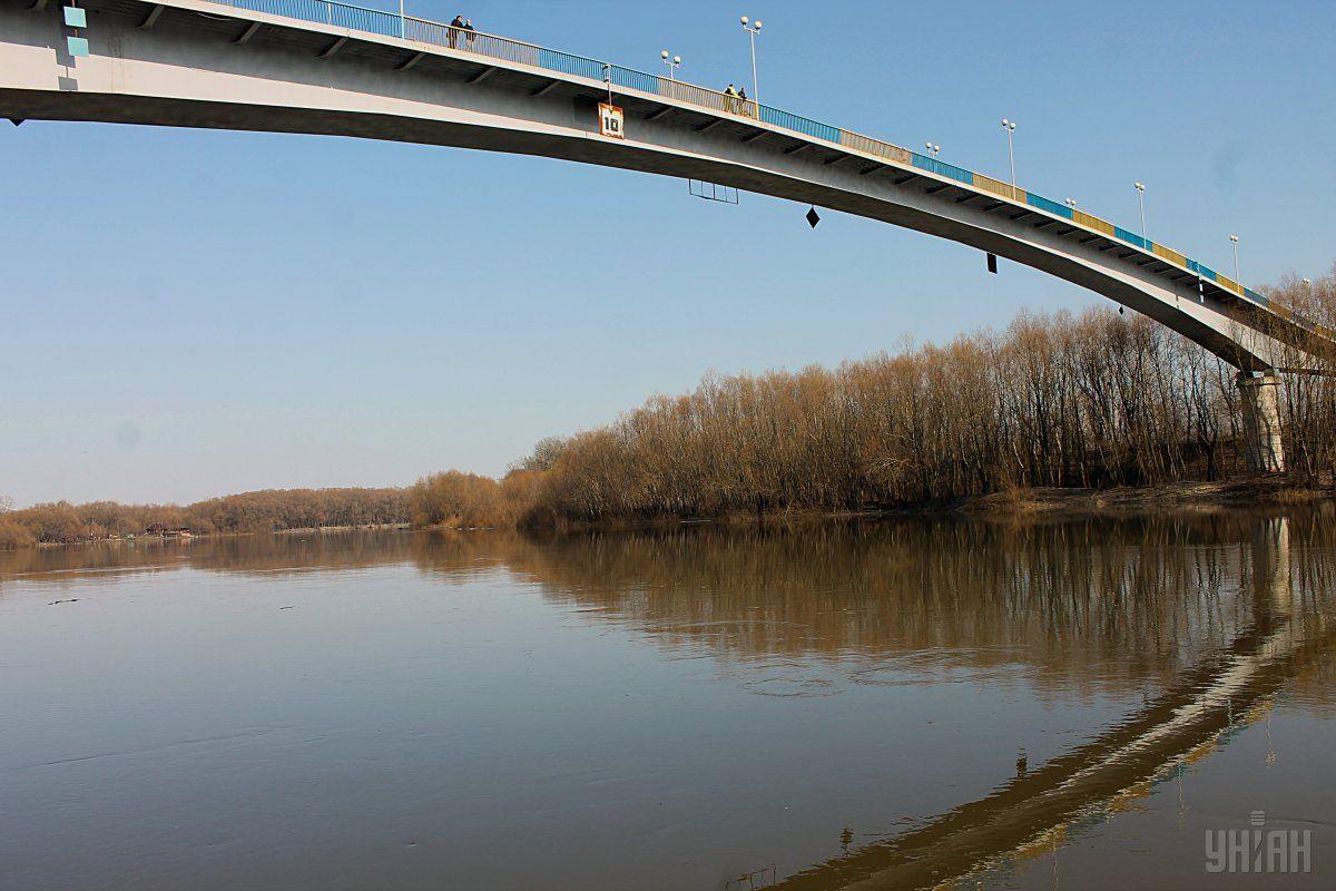 На річках очікується підвищення рівнів води/ УНІАН